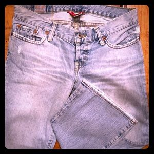 Lucky Jeans Low Riders (6)